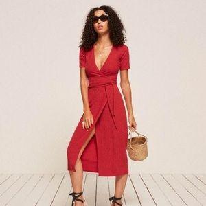 Reformation Britton dress - NEW